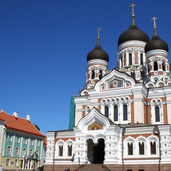 Terug in de tijd tijdens een stedentrip Tallinn