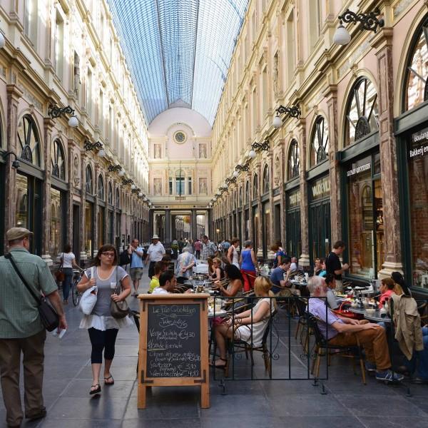 Shoppen in Brussel: van vintage tot kunst