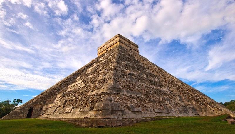 reis door Mexico