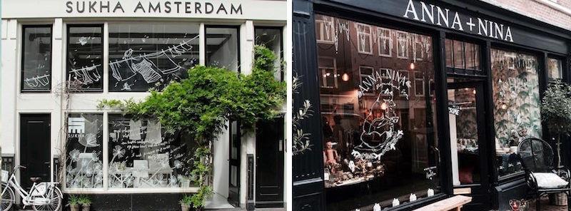 hotspots in Amsterdam