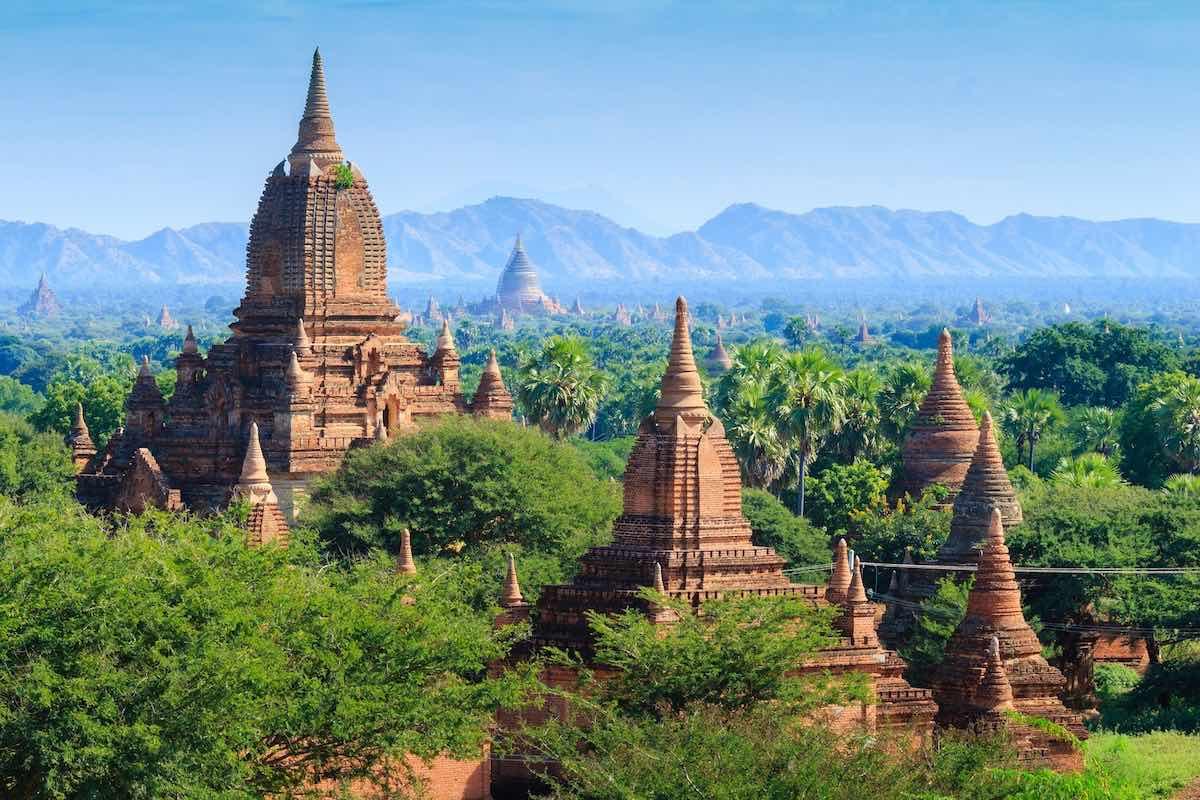 backpacken in Myanmar