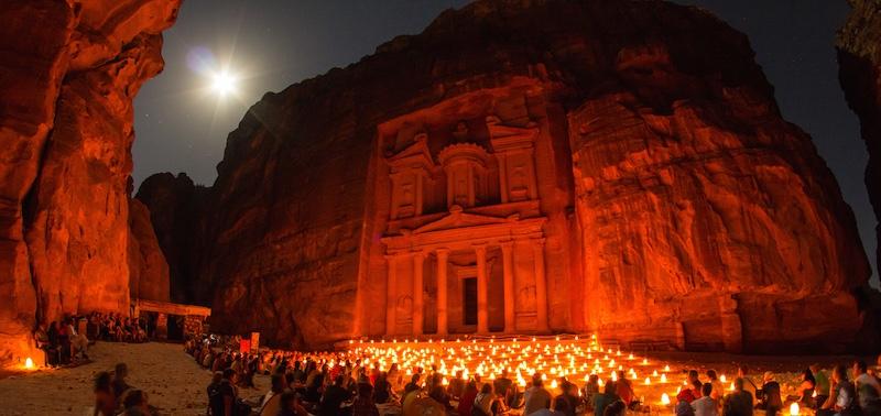 avontuurlijk Jordanië