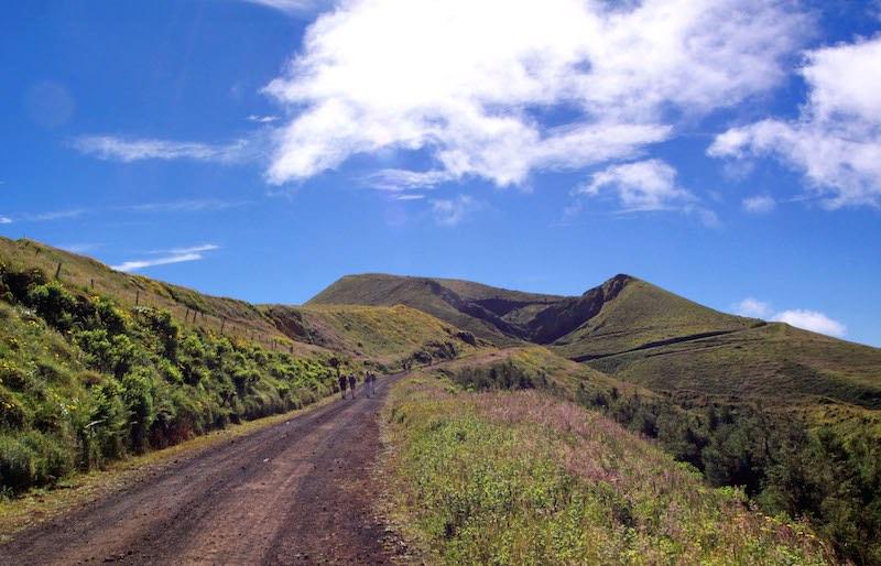 eilandhoppen op de Azoren