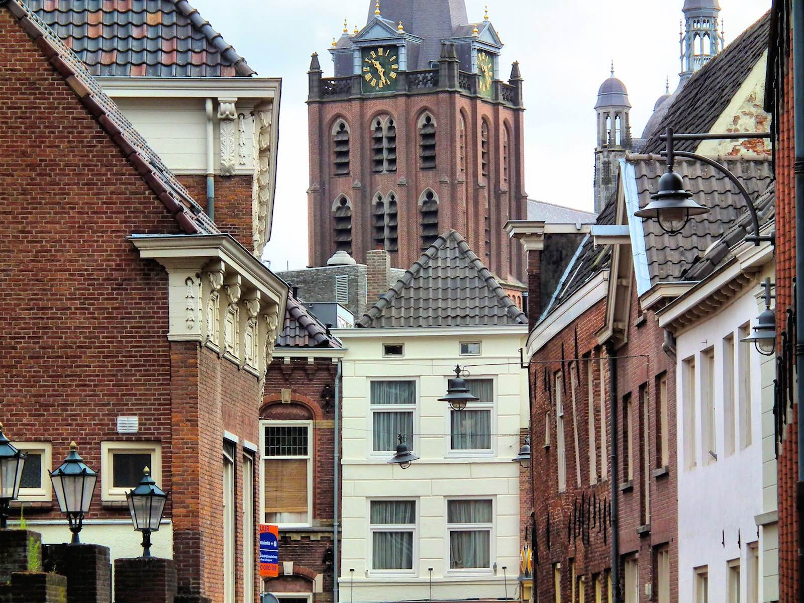 stedentrip Den Bosch