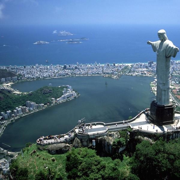 De nieuwe wereldwonderen: Cristo Redentor