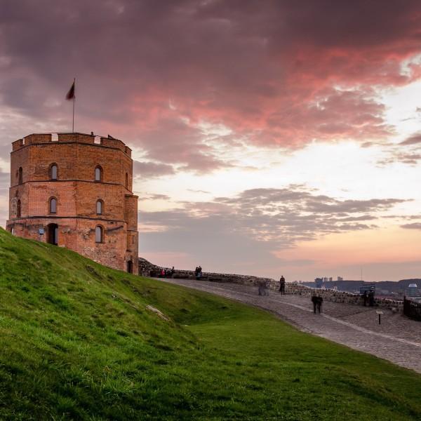 Een stedentrip Vilnius als verrassing
