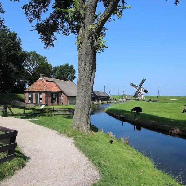 Een roadtrip door de historische driehoek in West-Friesland