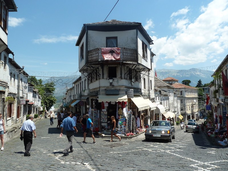 rondreis door Albanië