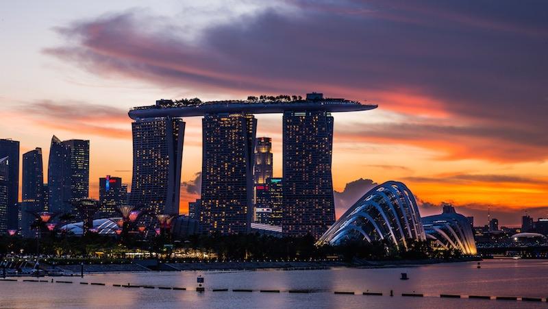 low budget Singapore