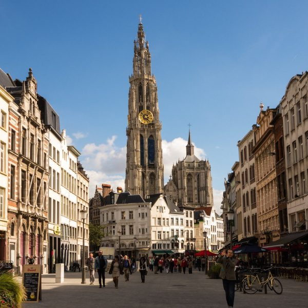 Op pad met biergoeroe Hans Bombeke in Antwerpen