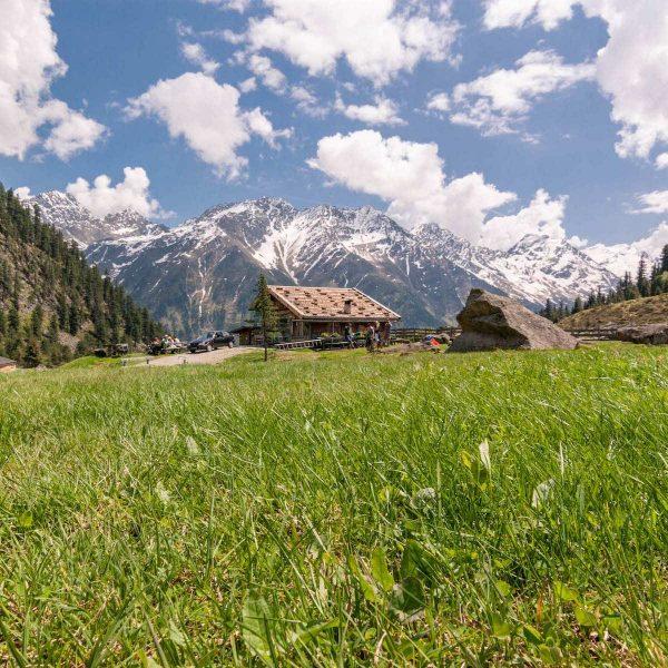 Zomervakantie in Oostenrijk: Stubai zonder sneeuw
