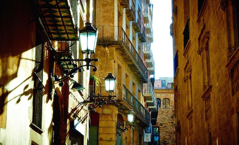 hotspots in Barcelona