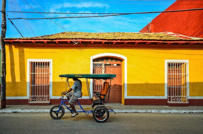 reis door Cuba