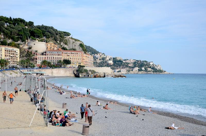 stedentrip Nice