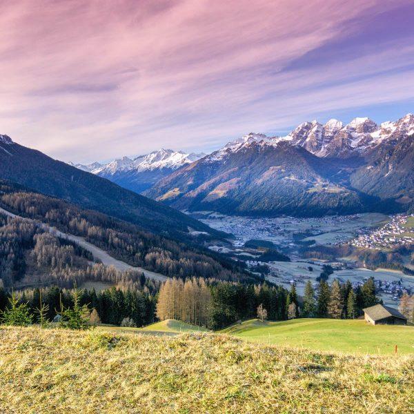 Outdoor in de Oostenrijkse Alpen