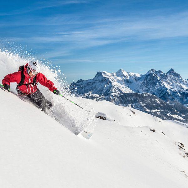 Wintersport in Kitzbühel: het allerbeste skigebied