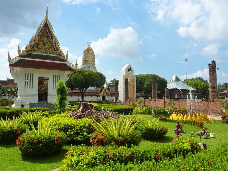 Phitsanulok Thailand  City new picture : Backpacken in Phitsanulok : de groene juweel van Thailand