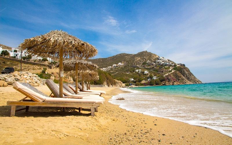 eilandhoppen in de Cycladen