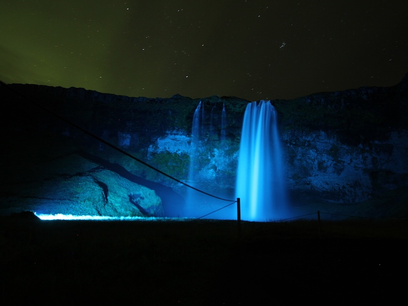 IJsland in de herfst