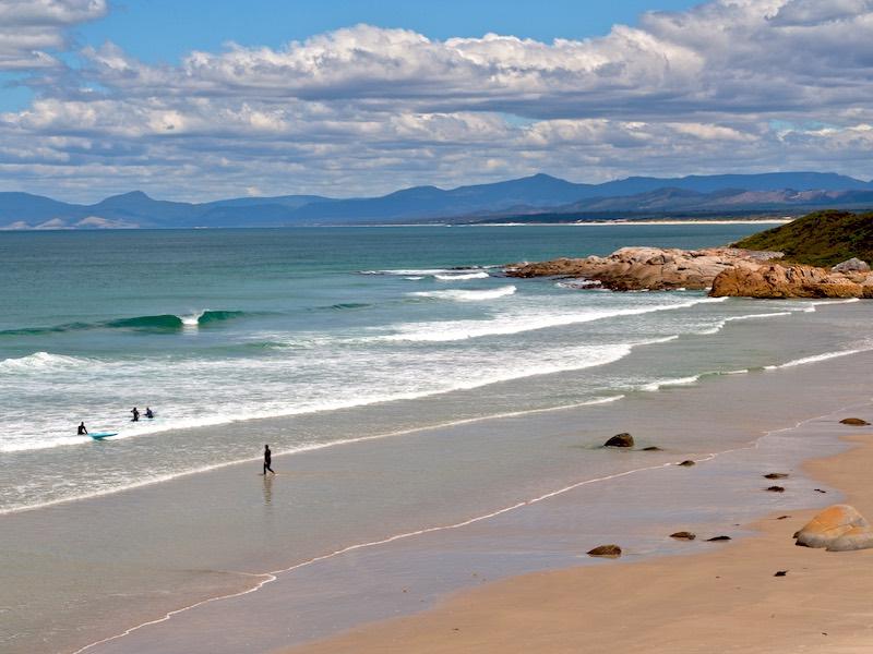 Stranden in Australië