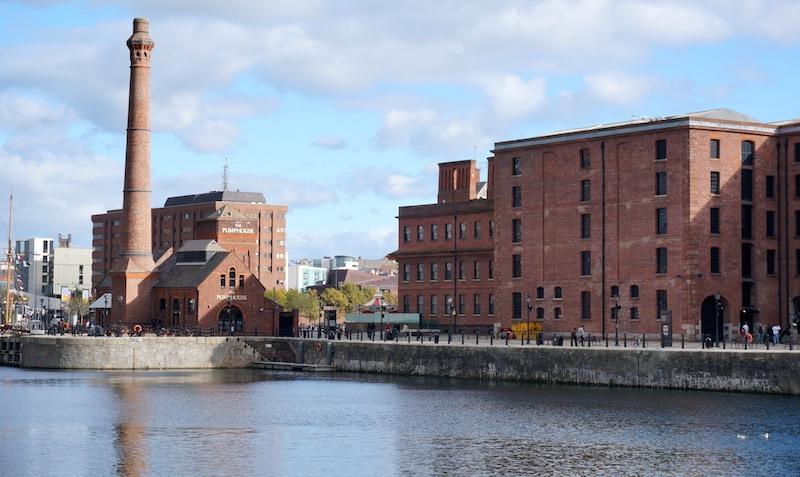 stedentrip Liverpool