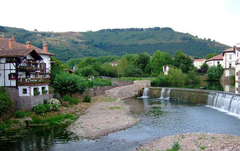 vakantie in Navarra