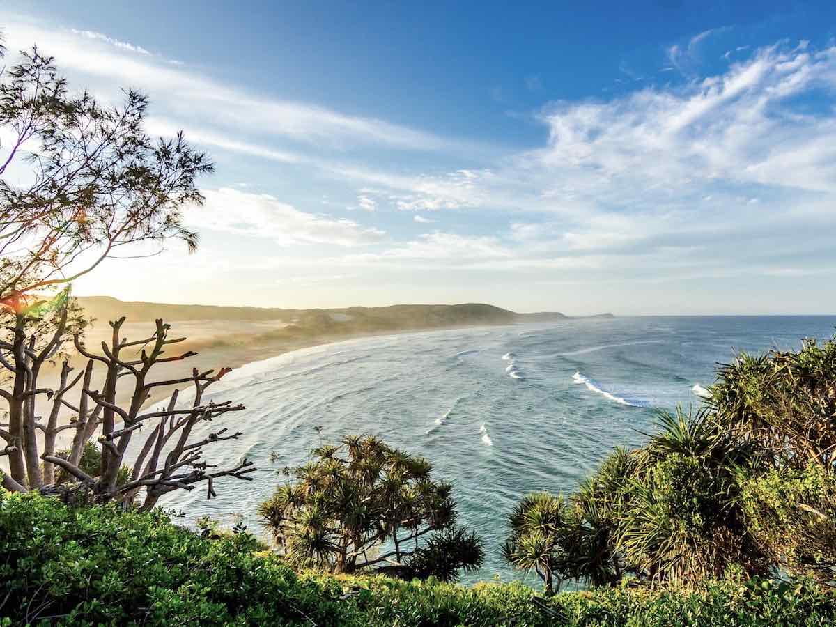oostkust van Australië