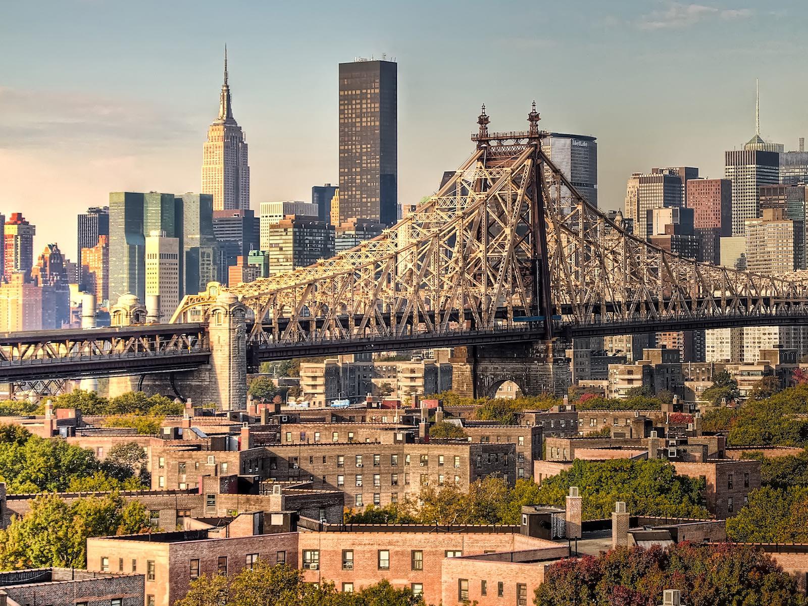 Belangrijke Gebouwen New York.Op Ontdekkingsreis Door De 5 Wijken In New York City