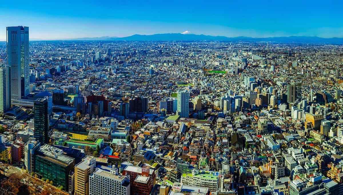 low budget Japan
