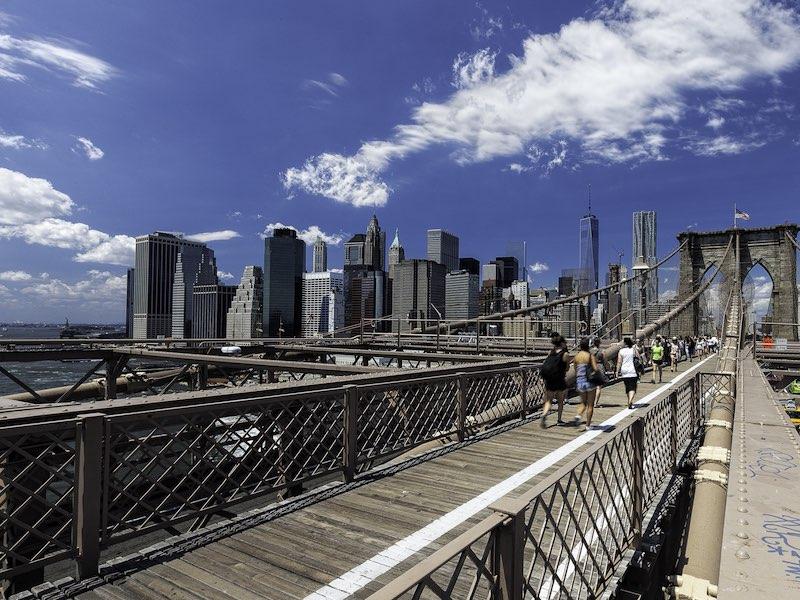 wijken in New York