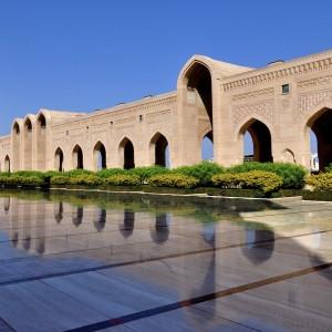 reis naar Oman