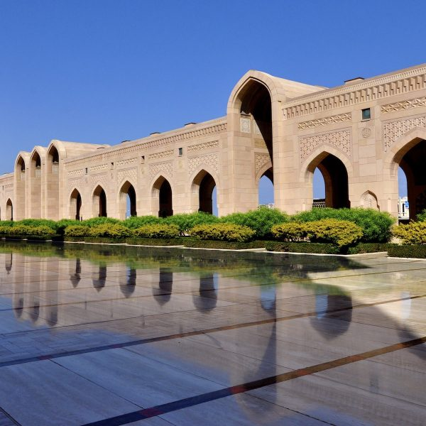 Reizen door het veelzijdige sultanaat Oman