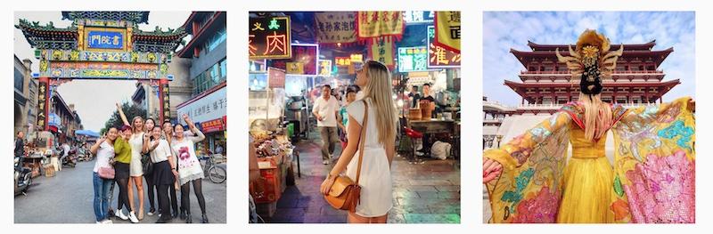 travel Instagram accounts