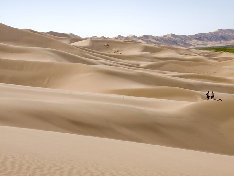 rondreis door de Gobi woestijn