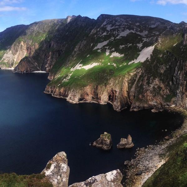 Leven in en mét de natuur in Ierland