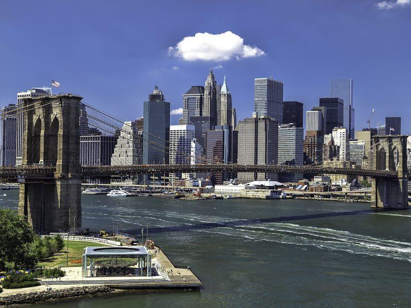 dagen in New York