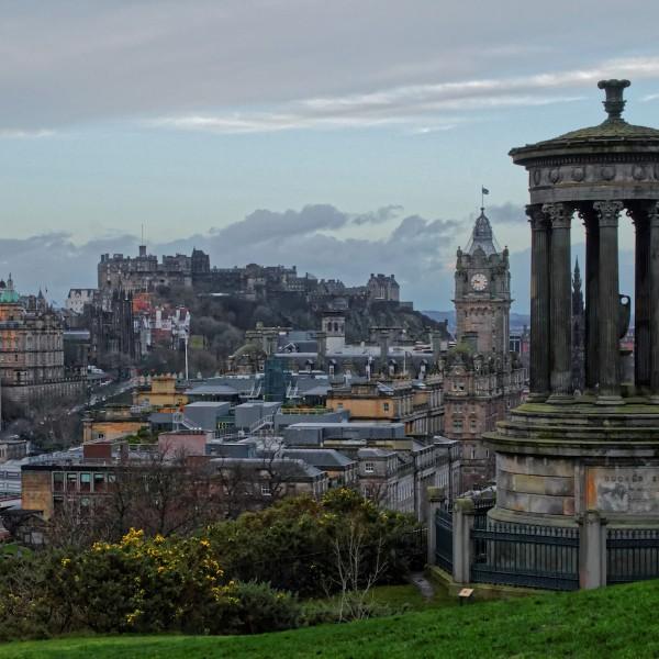 Een stedentrip Edinburgh: stad van koningen en mysterie