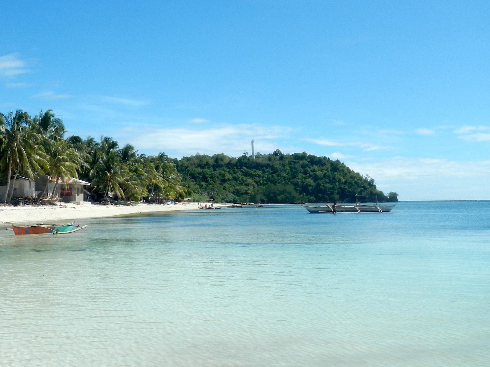 Favoriet van de filipijnen siquijor eiland - In het midden eiland grootte ...