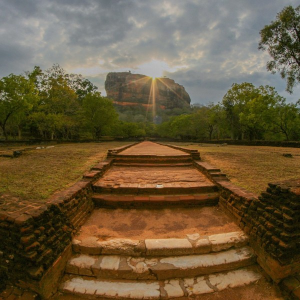Reizen in de Culturele Driehoek van Sri Lanka