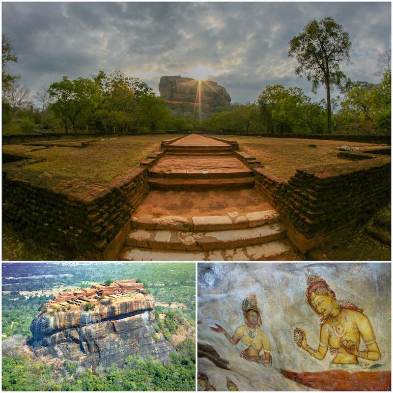 noorden van Sri Lanka