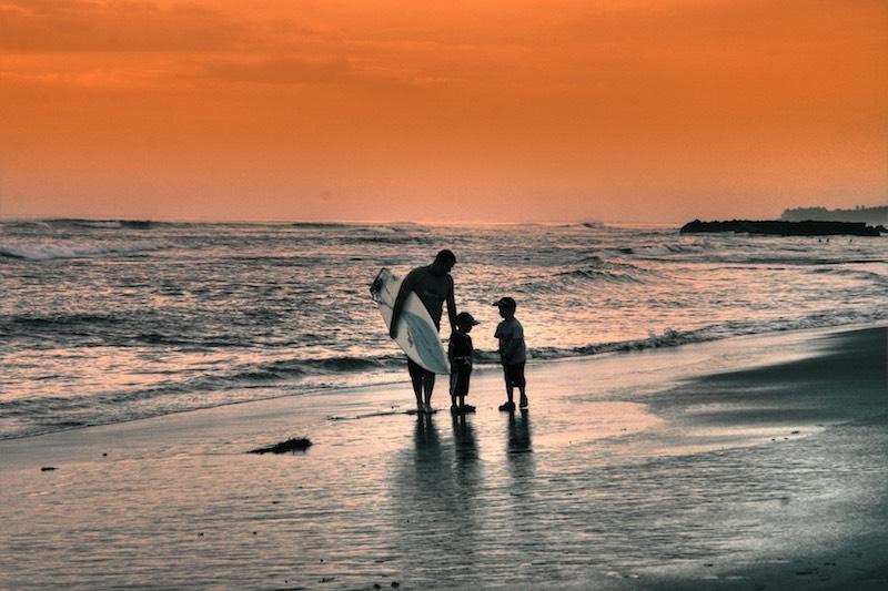 hotspots op Bali