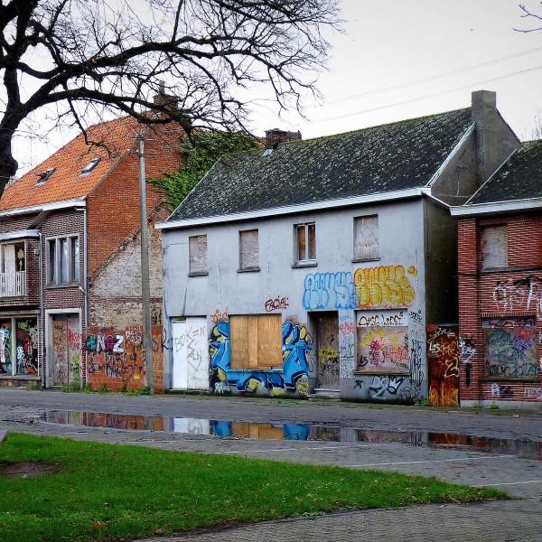 Doel, de spookstad van België
