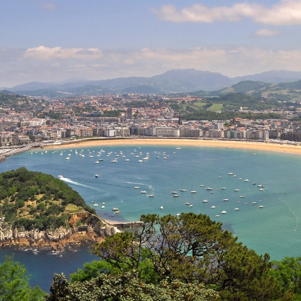 Een stedentrip San Sebastián: Culturele Hoofdstad 2016