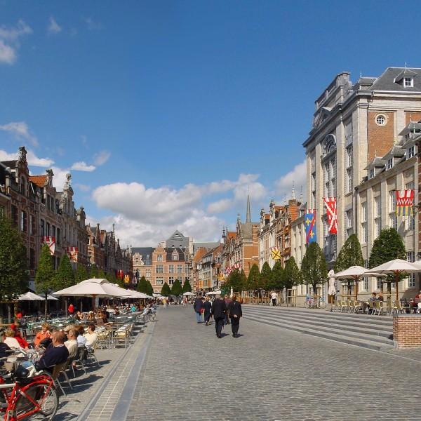 6 x food hotspots in Leuven