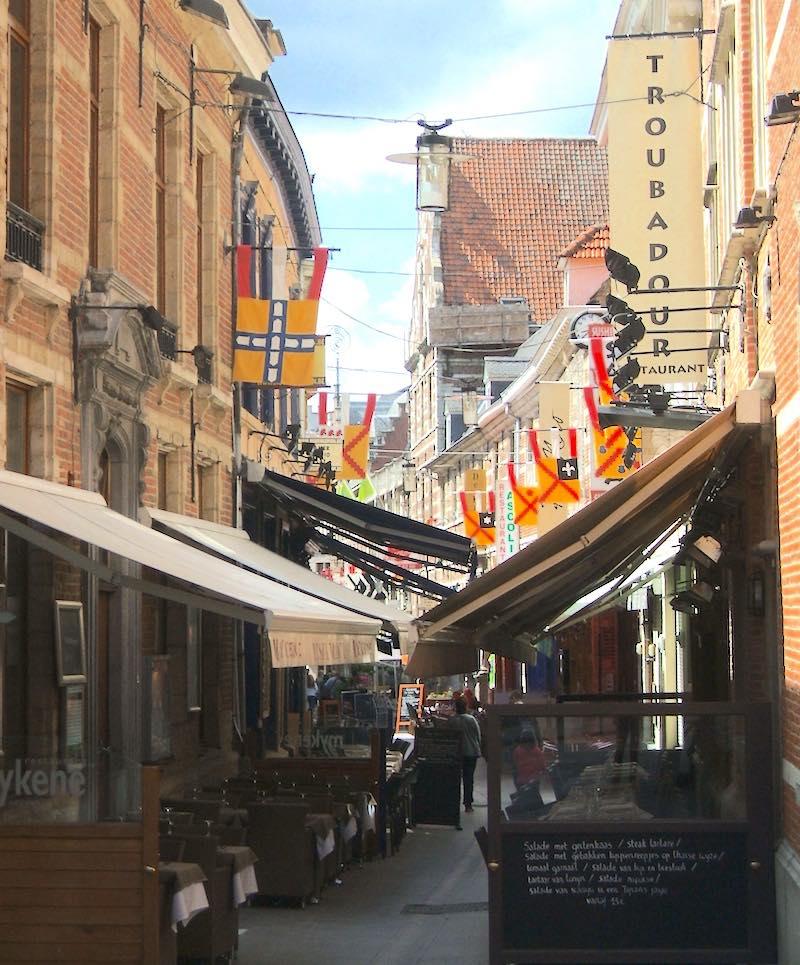 eten in Leuven