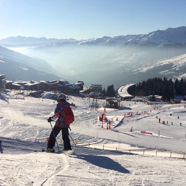 Sneeuwpret in het Franse wintersportwalhalla Les Arcs