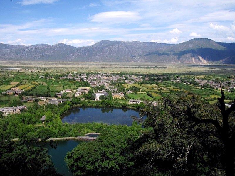 Lijiang en Dali