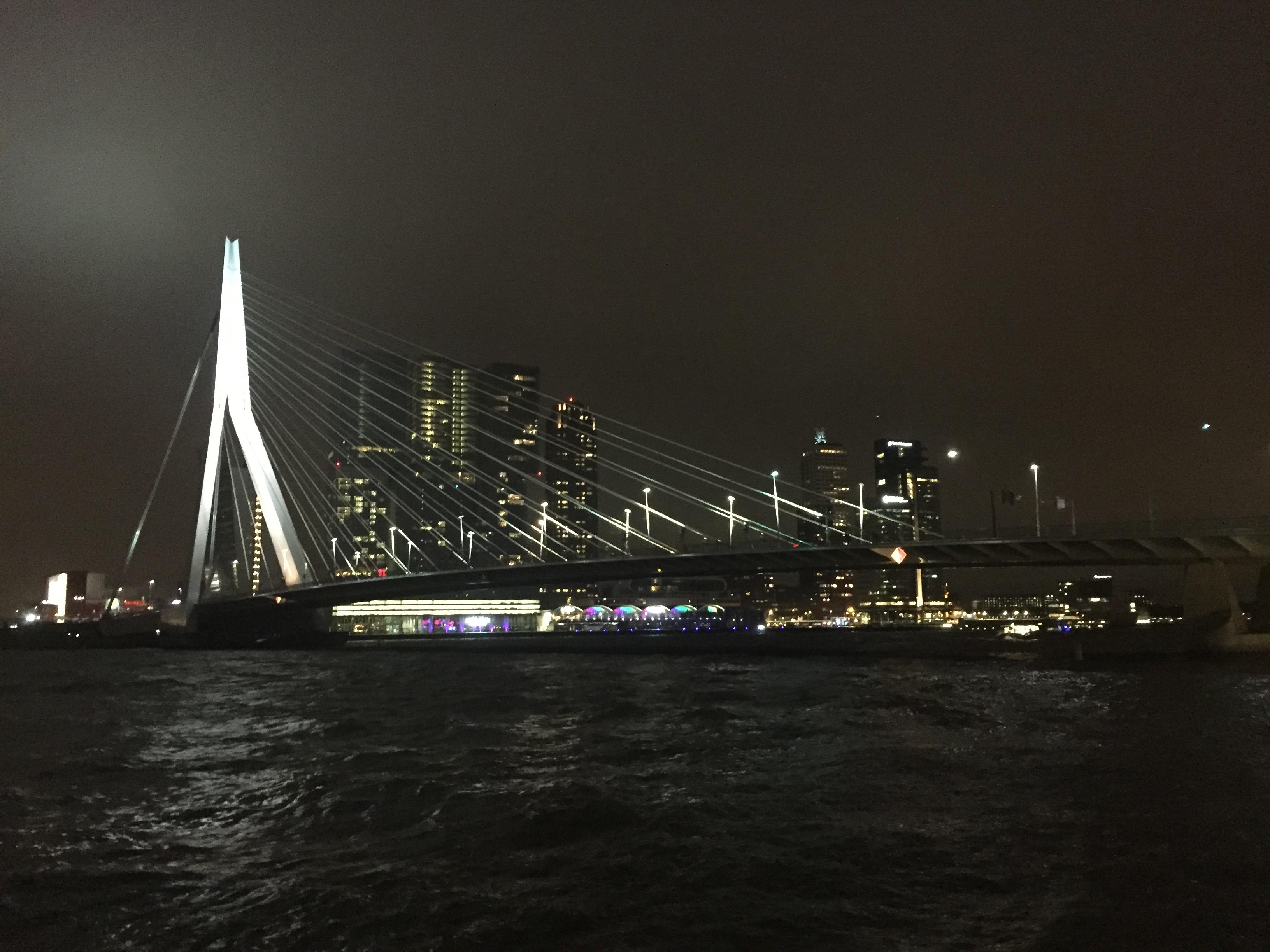 weekendje Rotterdam
