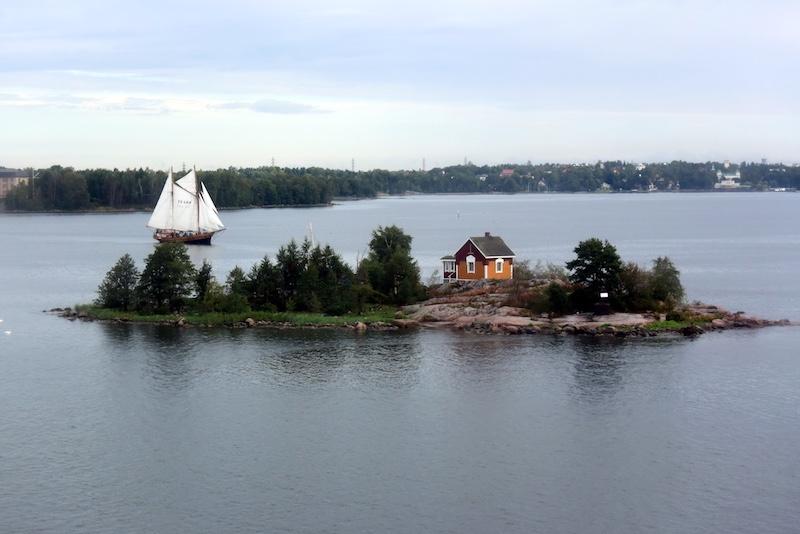 stopover in Helsinki