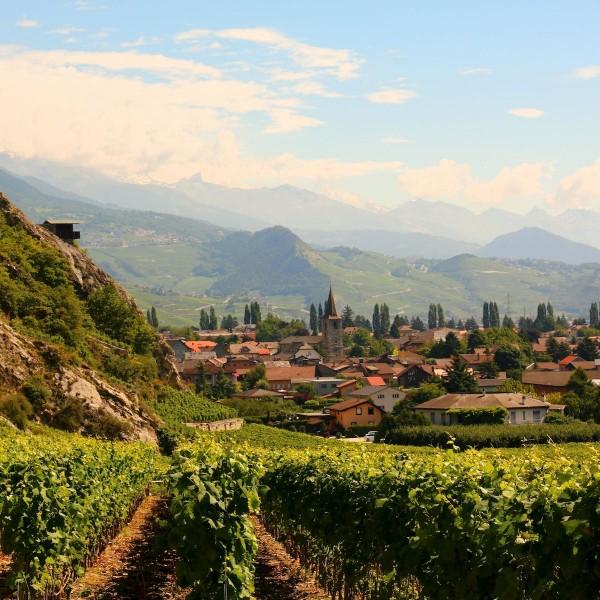 Sion: de zonnigste stad van Zwitserland